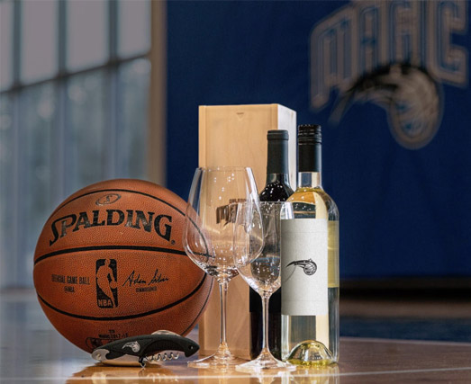 Orlando Magic Wine Festival & Auction