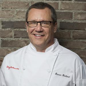 Chef Steve Richard