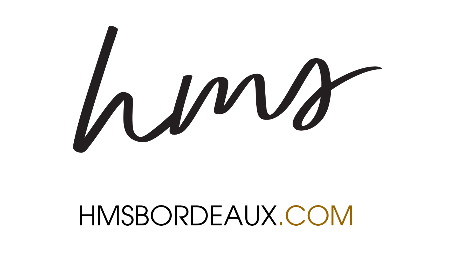 HMS Haut Medoc Selection logo
